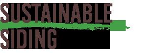 Sustainable Siding
