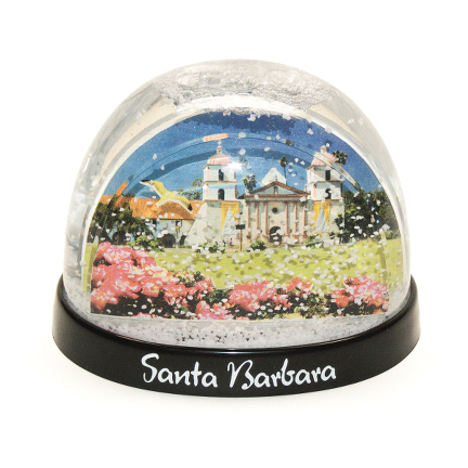 Snow Globe without Magnet