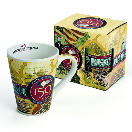 16 oz. Latte Boxed Mug