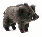 stuffed animal Pig
