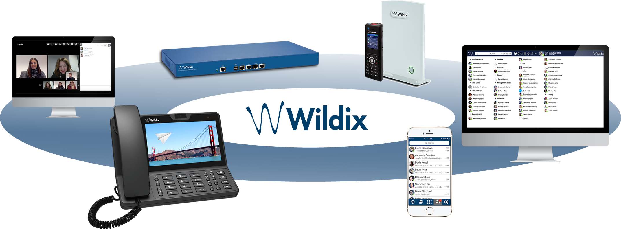 VoIP Phones & Headsets in Austin WILDIX SOLUTIONS FOR YOUR BUSINESSS in Austin