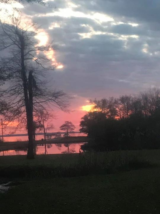 Exquisite sunset, beautiful color palette!!