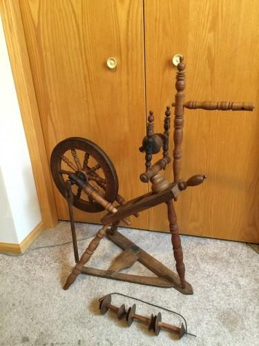 My spinning Wheel 2