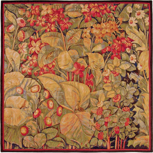 big leaf tapestry 16th Century