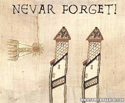 Bayeux Tapestry: Never Forget