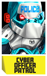 cyber officer patrol
