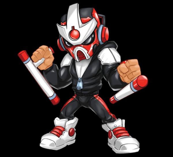 hatori techno ninja