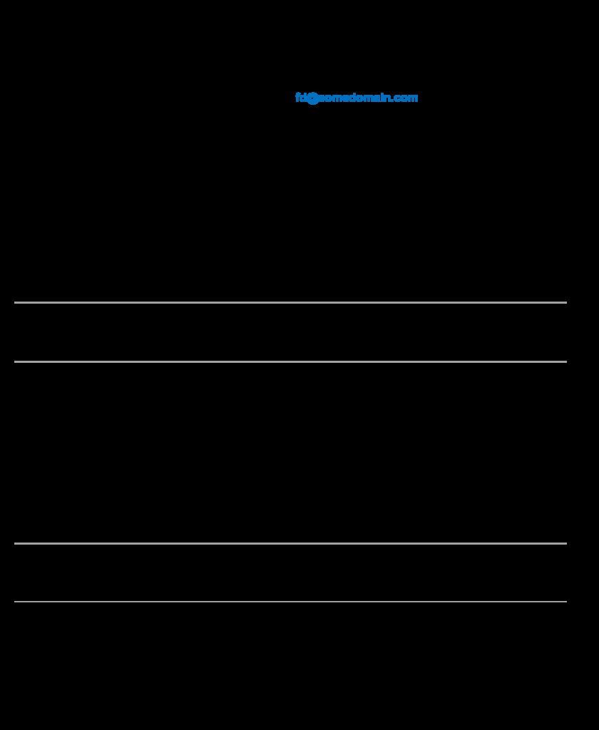ProfessionalResumeExample-1