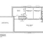 Riverwalk Lot 25 - Foundation Plan