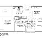 Riverwalk Lot 25 - Main Floor Plan