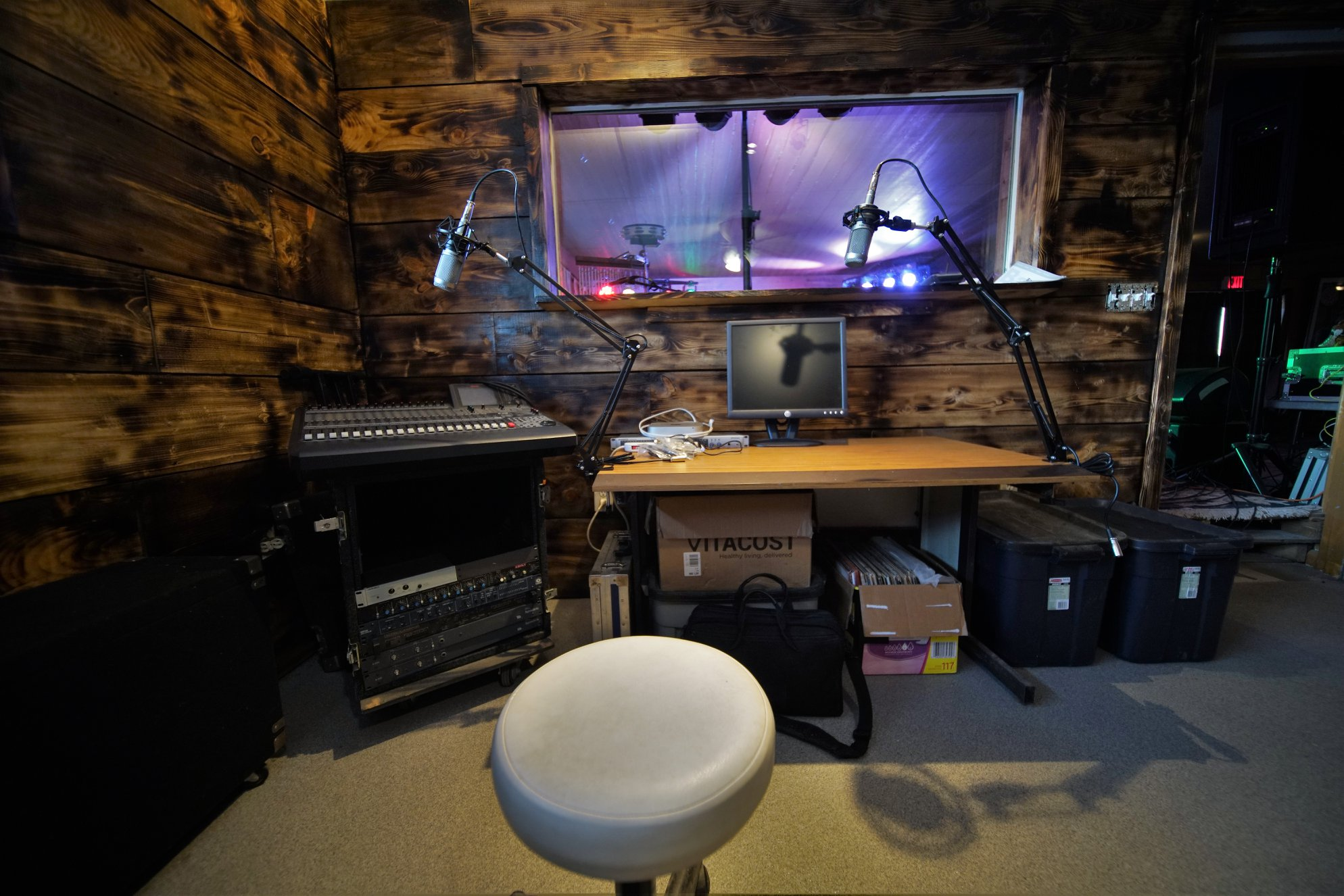 Mountain Sky Destination Recording Studio