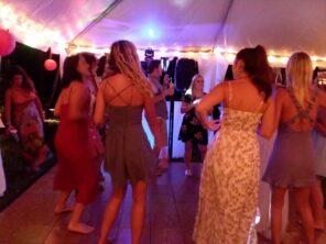 outdoor, wedding reception, cape coral, florida