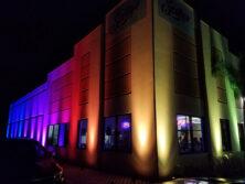 uplighting, grand opening, scotty's brewery