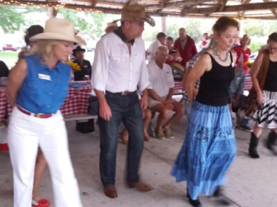 country dance, party, 2 step punta gorda