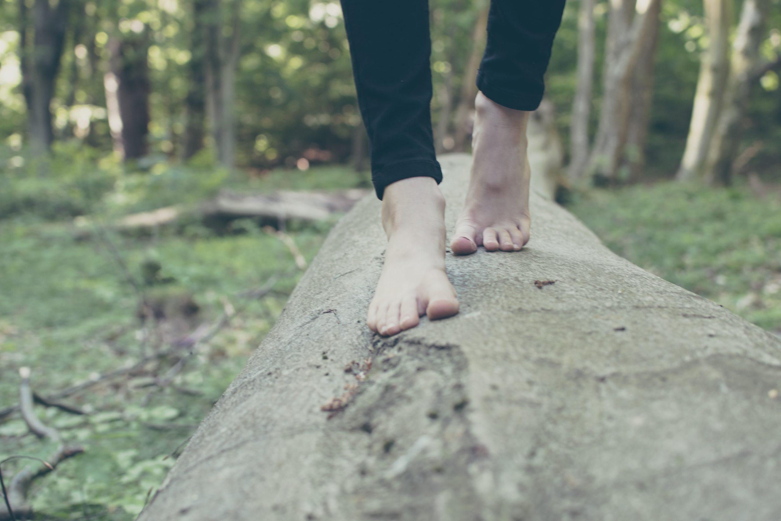 Como você tem cuidado dos seus pés?