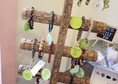 Handmade Crystal Bracelet's