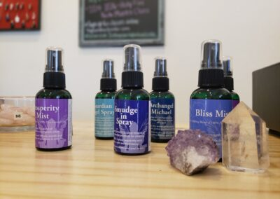 Essential Oil Sprays