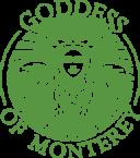 Goddess of Monterey logo
