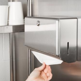 Bobrick Paper Towel Dispensers