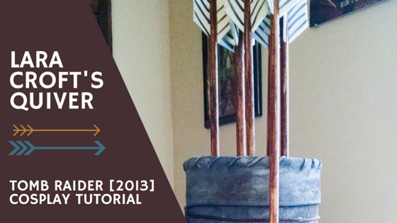 Tomb Raider (2013) Quiver & Arrows Tutorial