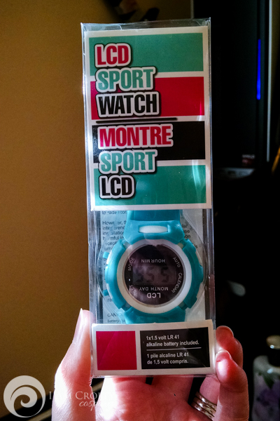 Dollar Tree watch.