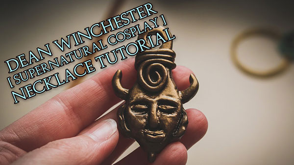Dean Winchester's Necklace DIY | Supernatural Cosplay