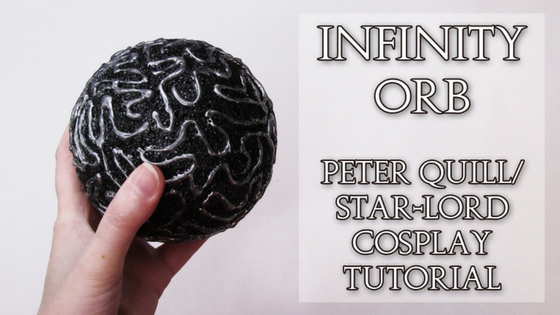 Infinity Orb Tutorial | Guardians of the Galaxy Cosplay