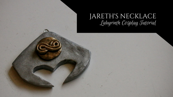 Jareth's Necklace | Labyrinth's 30th Anniversary!