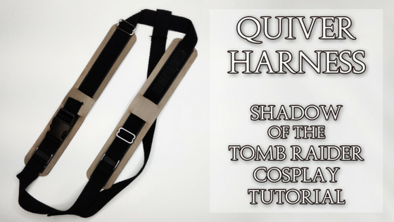 Shadow of the Tomb Raider Quiver Harness