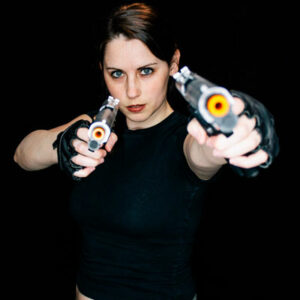 Lara Crofty Cosplay from Tomb Raider: Angel of Darkness