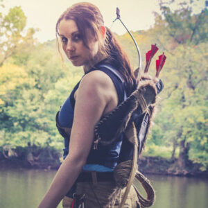 Lara Croft Cosplay from Shadow of the Tomb Raider