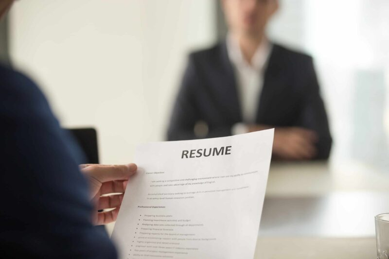 Rework Your Resume for the STEM Marketplace