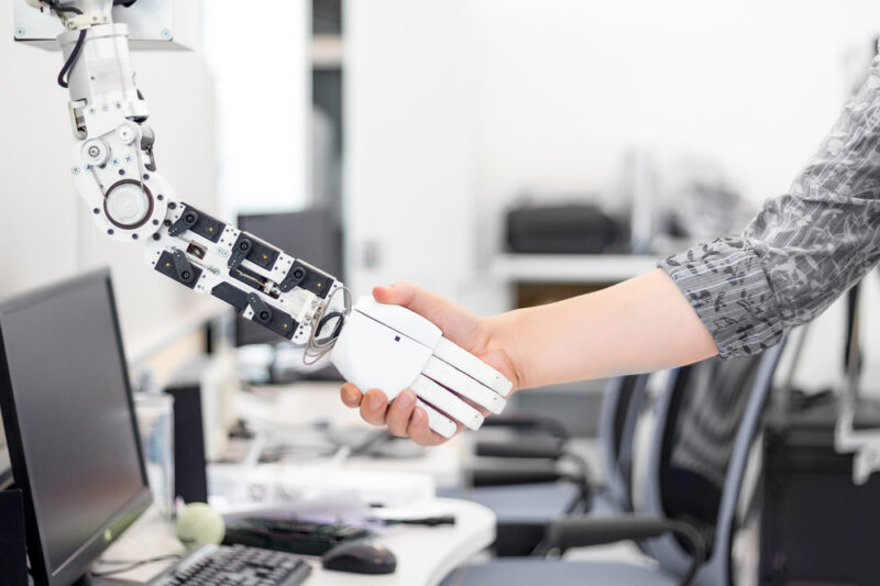 Man and Machine: Automation and Your Career