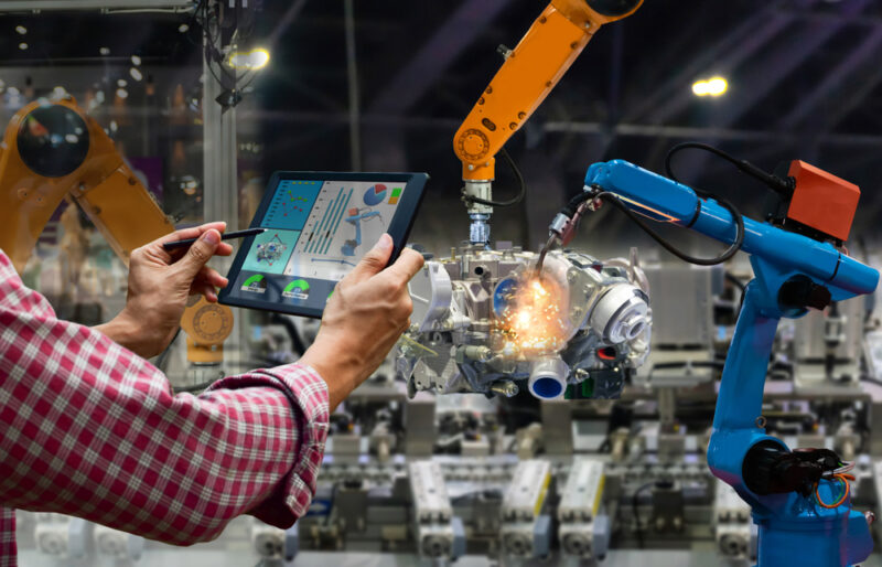 Production Revolution: STEM and the Future of Manufacturing
