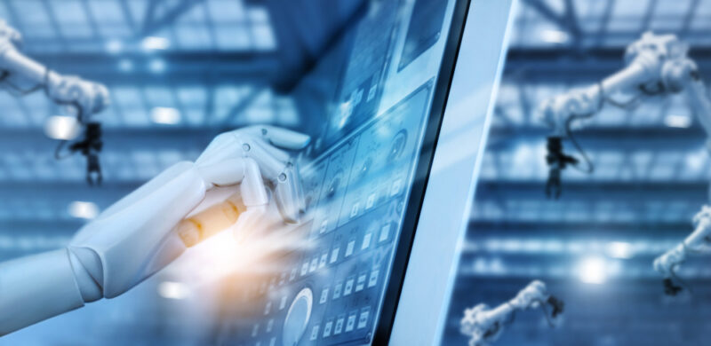 The Future of Staffing: Robotic Process Automation