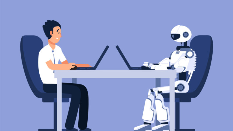 Optimizing the Workplace Relationship Between AI and Employees
