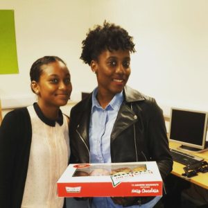 Jeanelle - Intern of the Month (May 2016)