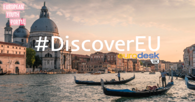 Free Travel Passes For 18 y/o #DiscoverEU