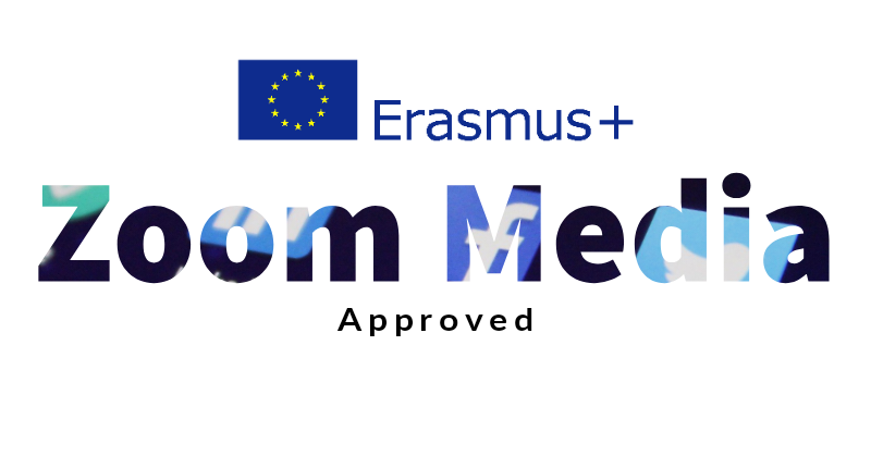 Approved Erasmus+ project Zoom Media