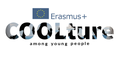 Approved Erasmus+ Project COOLture among young people