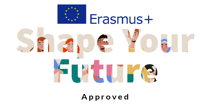 Erasmus+ Shpe Your future Project Logo