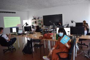 SYF Materials - Job Shadowing Portugal