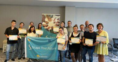 Erasmus+ Job Shadowing Mobility SYF Dublin