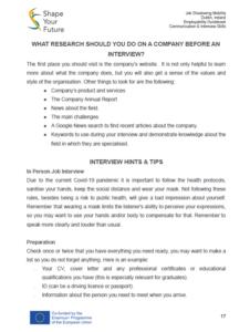 SYF Guidebook Employability Skills