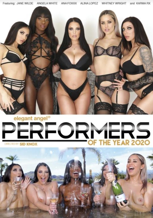 Elegant Angel's 'Performers of the Year 2020' Showcase Now Shipping