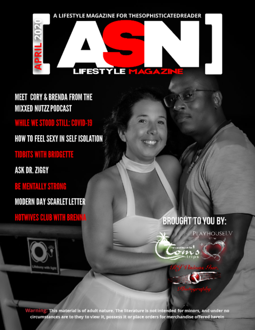 ASN Lifestyle Magazine's April Issue Now Available for Download