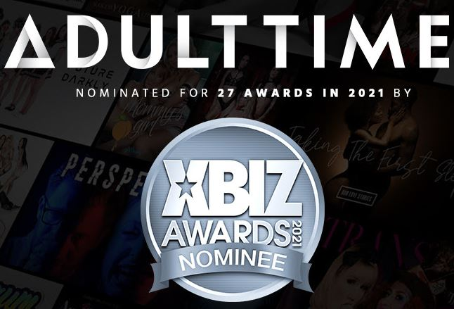 Gamma Entertainment Receives 27 XBIZ Awards Nominations for 2021