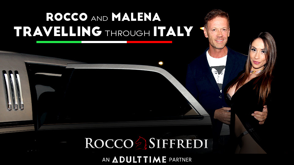 Adult Time Presents Rocco Siffredi's Swinging New Series, Rocco and Malena Travelling Through Italy