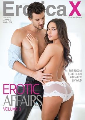 Erotica X Releases Erotic Affairs Vol. 3