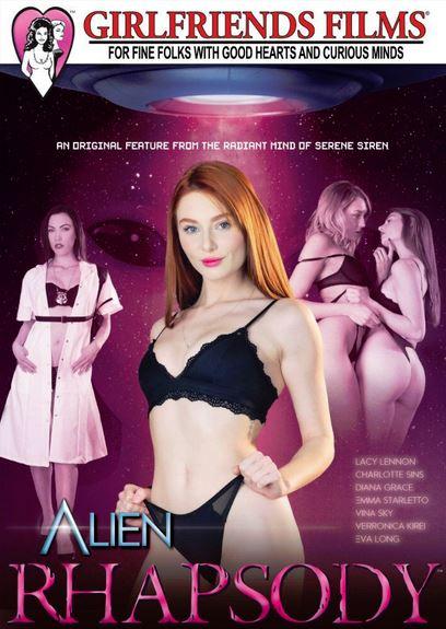 Girlfriends Films and Serene Siren present 'Alien Rhapsody'